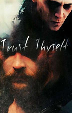 Trust Thyself  (BxB) by FastAndAdrift