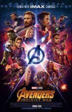 Avengers Infinity War (III libro) by Monsevasquez