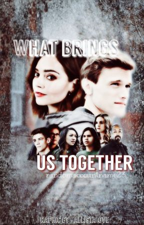 What Brings Us Together (A Ralph Dibny/ The Flash Fan-Fiction) by RandomAccountName23