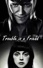Trouble Is A Friend | Loki & Sigyn by syksynoita