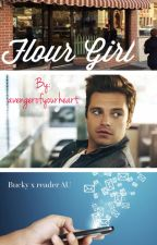 Flour Girl (Bucky x reader Bakery AU) by avengerofyourheart