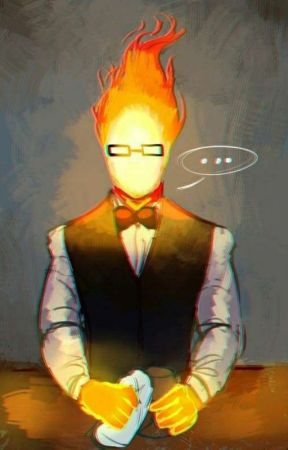 Grillby x reader by Starlightslaughter