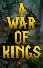 A War Of Kings: The Blood Of The Sword by lansJprince