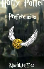 Harry Potter Preferencias by NoahWaffles