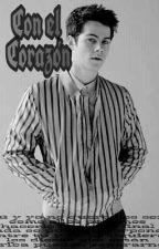 CON EL CORAZÓN «Sterek»  by J4l0NS0