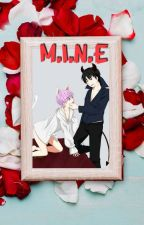 M.I.N.E  by Forever_MonstaX
