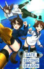 GATE, SECOND SEASON  by donaldsedig