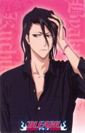 Byakuya X Depressed Reader