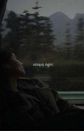 OCEAN EYES ミ☆ MILLARD NULLINGS by lovegoodish
