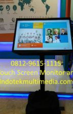 +62 812-9615-1115, Touch Screen Rentals Bali, Indonesia, Indotekmultimedia.com by interactivescreen
