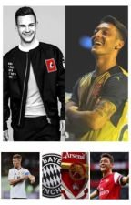 Regarde moi [Mesut Özil x Joshua Kimmich] ✔️ by ozilienne-10