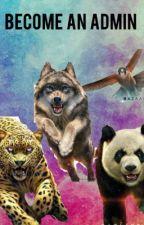 Become a Spirit Animals Fanclub Admin! by HerosOfErdas