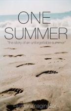 One Summer by JustAnImaginator