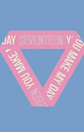 Teks Seventeen Album You Make My Day - Seventeen - 우리의