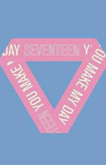Teks Seventeen Album You Make My Day - hasanida - Wattpad