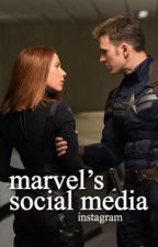 marvel's social media  by kathwinglontty