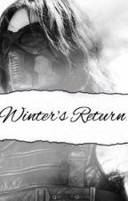 Winter's Return | Bucky Barnes  by _sergeantbarnes_