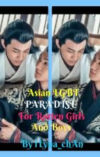 Asian LGBT Paradise For Rotten Women And Men by iLyna_chAn