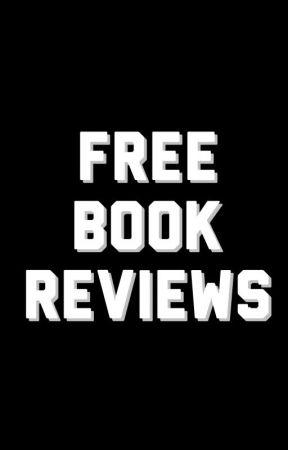 BOOK REVIEWS by Nerdy_Perks