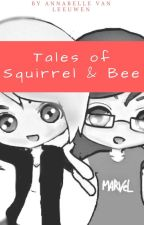 The Tales of Squirrel and Bee by Queen_of_Artem