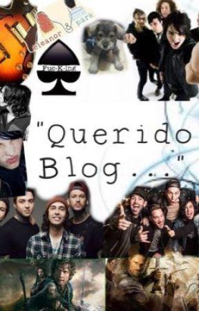 """""""Querido blog..."""" by Transmission_Revenge"""