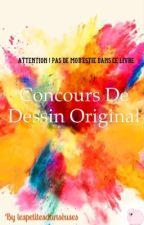 CONCOURS DE DESSIN ORIGINAL  by lespetitesdanseuses