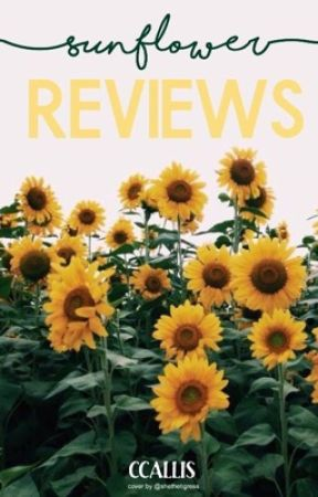 Sunflower Reviews // cfcu by ccallis0246