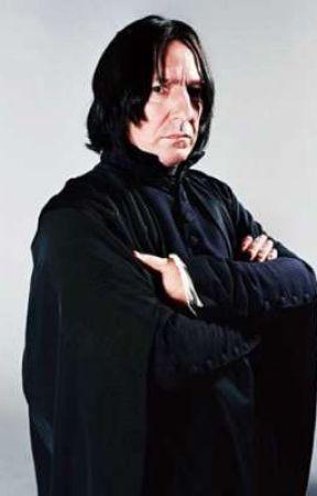 Why me? (Severus Snape x Reader) by Enatronus