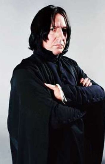 Why me? (Severus Snape x Reader)