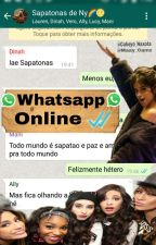 Whatsapp Online  by Cabeyo_naxota