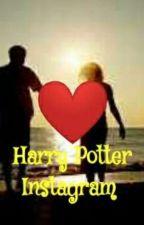 Harry Potter Instagram  by CuteOwlGirl