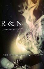 R & N (boyxboy) by ijakegirl