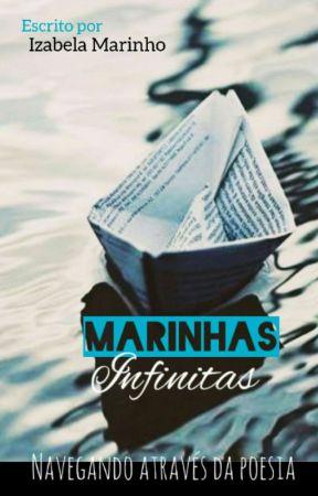 Marinhas Infinitas by izabelamarinho