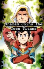 Shazam Joins the Teen Titans by kesalvador