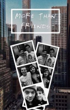 MORE THAN FRIENDS //l.s// by softhazza