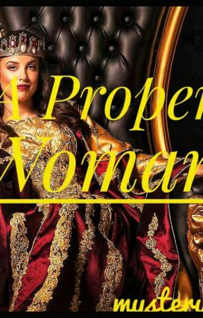 A Proper Woman by MysteryWriter61