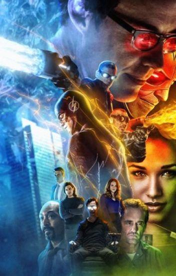 The Flash: Season One AU [Book One]