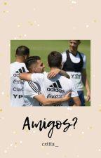 amigos?; dyvon by httpdyvon
