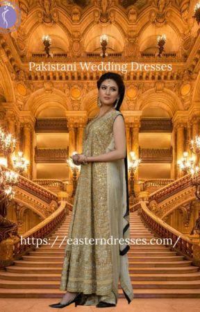 Latest Pakistani Bridal Dresses Online Shopping Store In Las Vegas