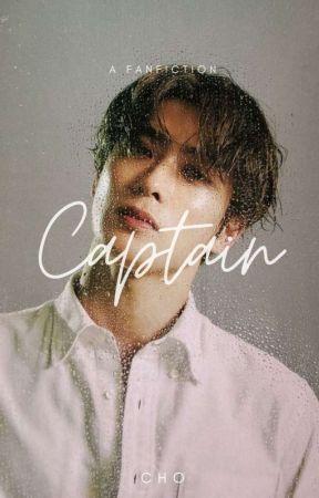 Captain by Chooo_