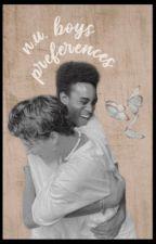 𝗡𝗢𝗪 𝗨𝗡𝗜𝗧𝗘𝗗 boys preferences by CUTEPOGUE
