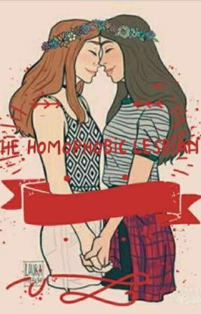 The Homophobic Lesbian by girlyboydyke
