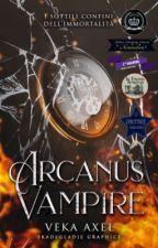 Arcanus Vampire by VekaAxel