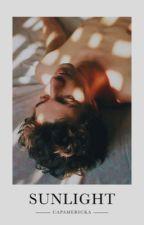 1   Sunlight ➙ Cedric Diggory by capamericka