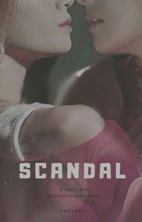 Scandal; Kim Taehyung by taetaefulkookies