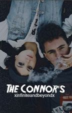The Connor's  #WATTYS2016 by xinfiniteandbeyondx