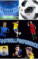 Football Preferences by StoryAnonymus