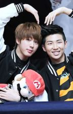 Namjin by A-Story-Writer