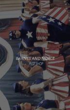 BARNES AND NOBLE.       PLOT SHOP by -crocket