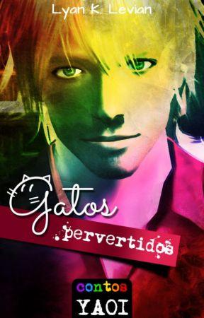Gatos Pervertidos - Contos YAOI (AVISO) by LyanKLevian